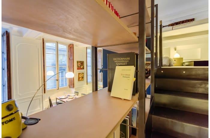 Apartment in Cheval de Argent, Pentes de la Croix Rousse - 4