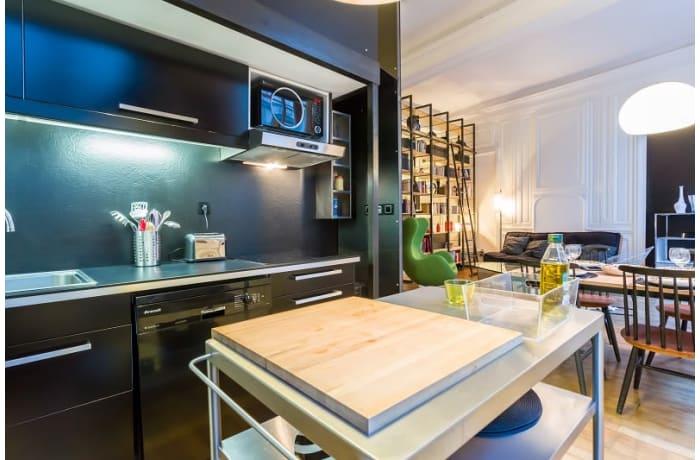 Apartment in Cheval de Argent, Pentes de la Croix Rousse - 11