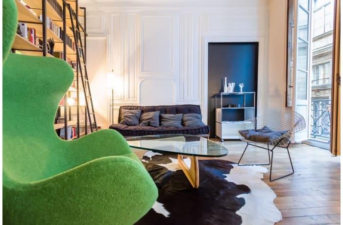 Apartment in Cheval de Argent, Pentes de la Croix Rousse - 0