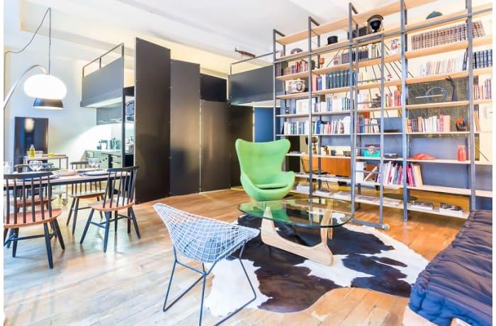 Apartment in Cheval de Argent, Pentes de la Croix Rousse - 1