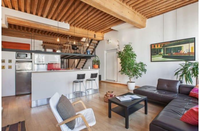 Apartment in Lanterne Chic, Pentes de la Croix Rousse - 2