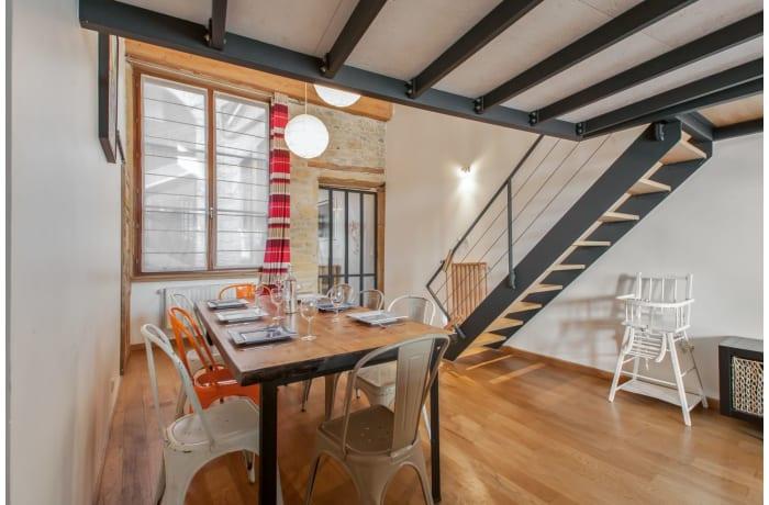 Apartment in Lanterne Chic, Pentes de la Croix Rousse - 4