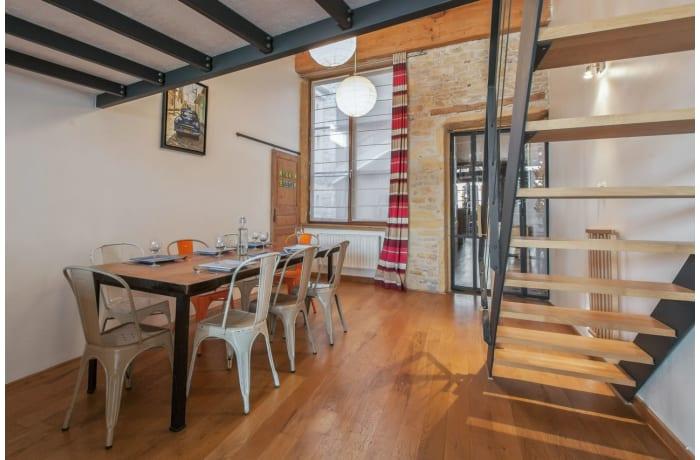 Apartment in Lanterne Chic, Pentes de la Croix Rousse - 5
