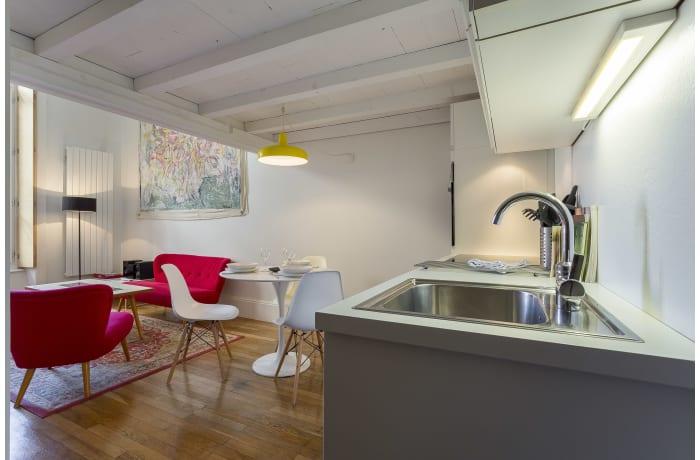 Apartment in Opera Mineur, Terreaux - Bat dargent - 10