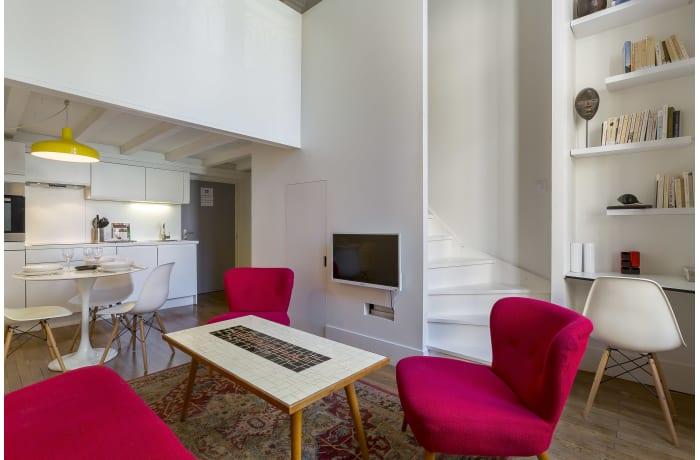 Apartment in Opera Mineur, Terreaux - Bat dargent - 4