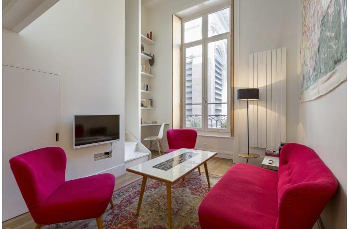 Apartment in Opera Mineur, Terreaux - Bat dargent - 1