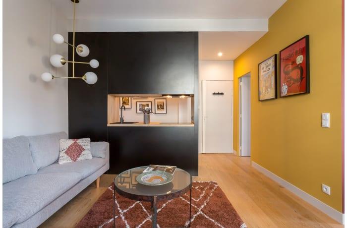 Apartment in Liberte, Voltaire - St Amour - 13
