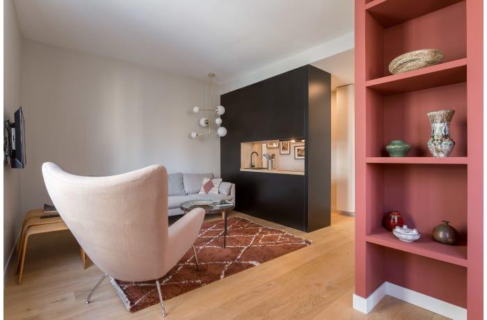 Apartment in Liberte, Voltaire - St Amour - 9