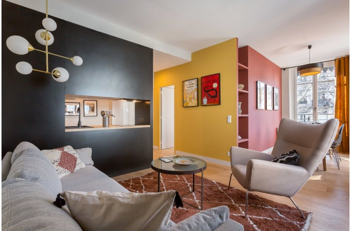 Apartment in Liberte, Voltaire - St Amour - 1