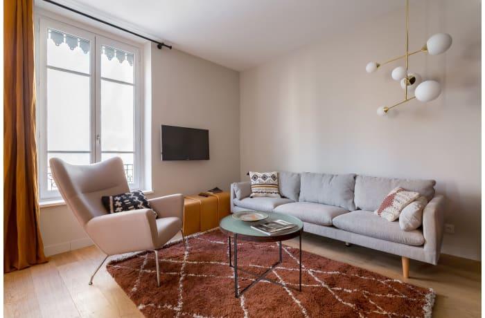 Apartment in Liberte, Voltaire - St Amour - 3