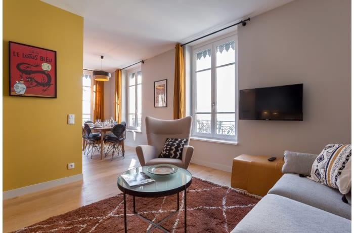 Apartment in Liberte, Voltaire - St Amour - 2