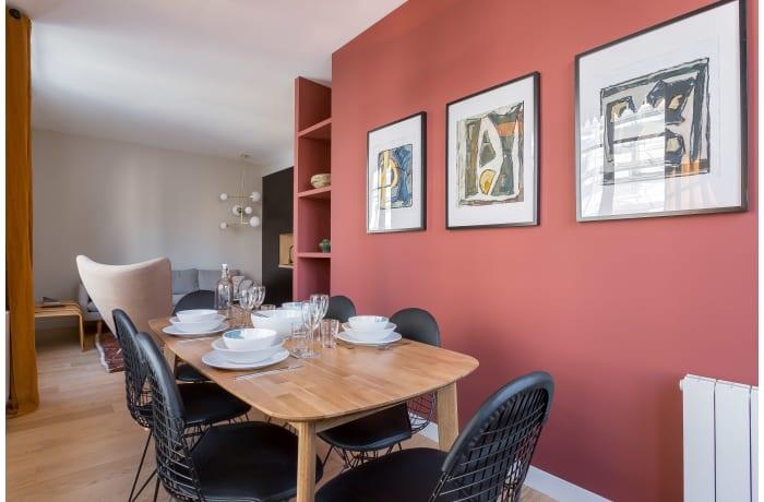 Apartment in Liberte, Voltaire - St Amour - 5