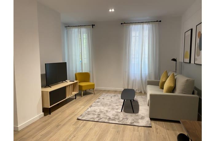 Apartment in Atocha 1H, Atocha - 1