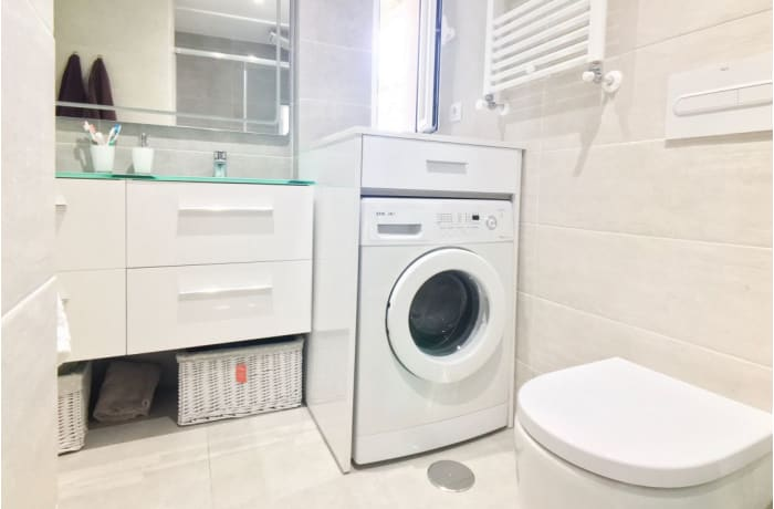 Apartment in Ares II, Chamartin - 13