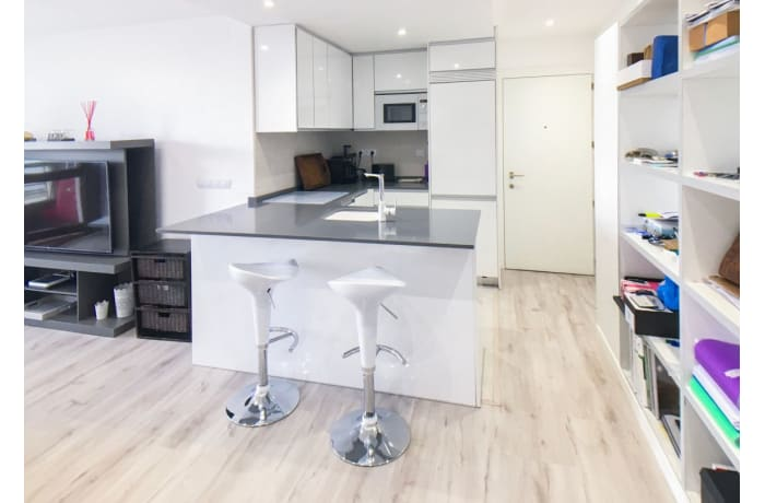 Apartment in Ares II, Chamartin - 0