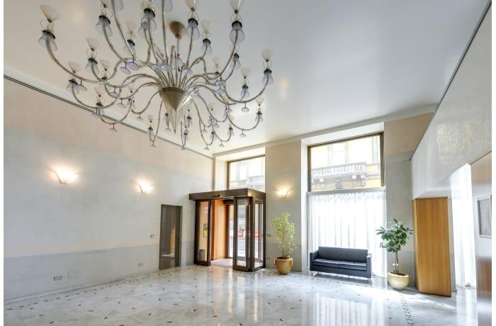 Apartment in Romagnosi III, Duomo - 31