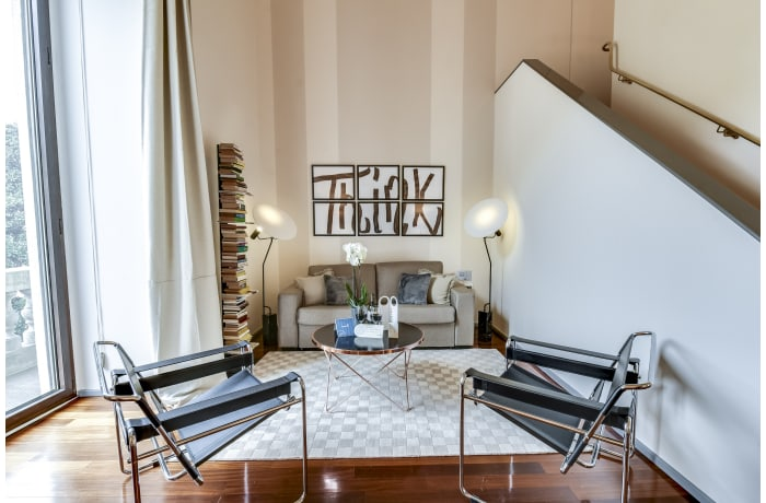 Apartment in Romagnosi, Duomo - 1