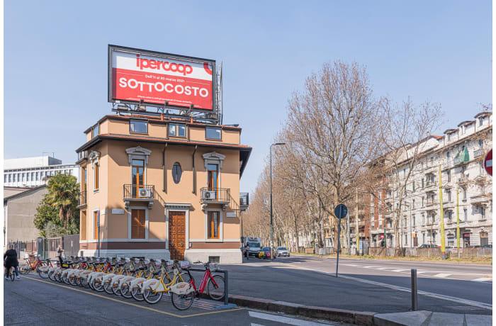 Apartment in Palazzo Nigra III, Farini - 0