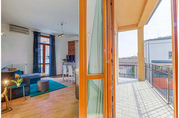 Apartment in Palazzo Nigra III, Farini - 9