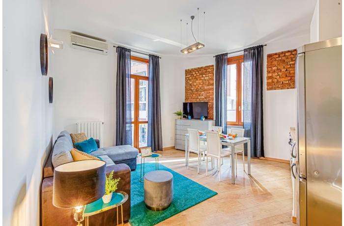 Apartment in Palazzo Nigra III, Farini - 2