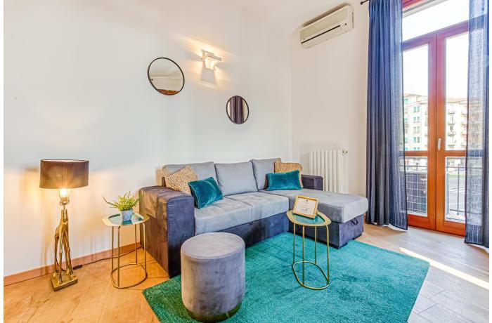 Apartment in Palazzo Nigra III, Farini - 1