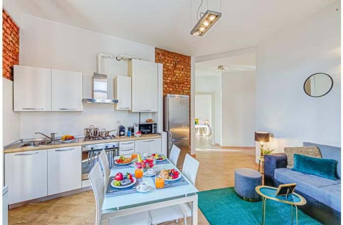 Apartment in Palazzo Nigra III, Farini - 5