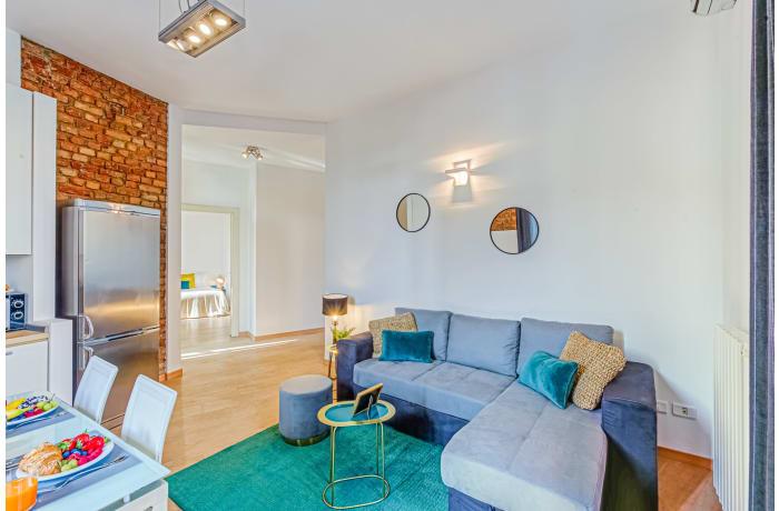 Apartment in Palazzo Nigra III, Farini - 4