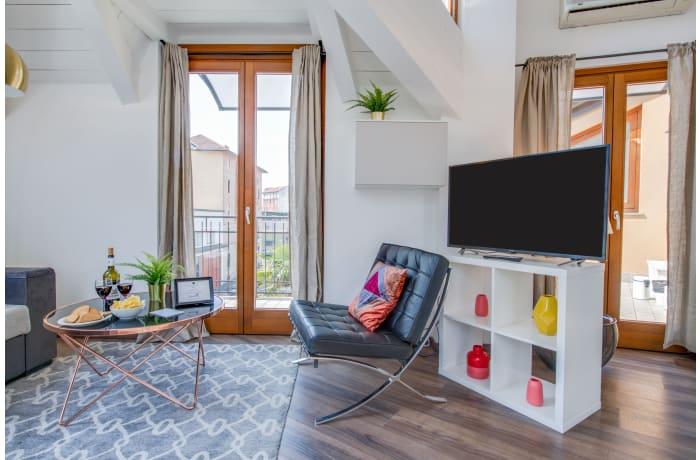 Apartment in Palazzo Nigra V, Farini - 5