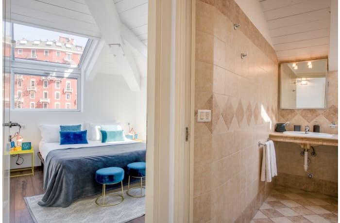 Apartment in Palazzo Nigra V, Farini - 17
