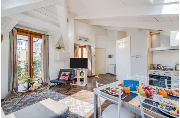 Apartment in Palazzo Nigra V, Farini - 2