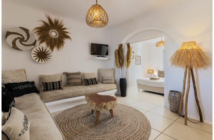 Apartment in Villa Artemis, Platis Gialos - 1