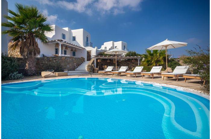 Apartment in Villa Artemis, Platis Gialos - 3