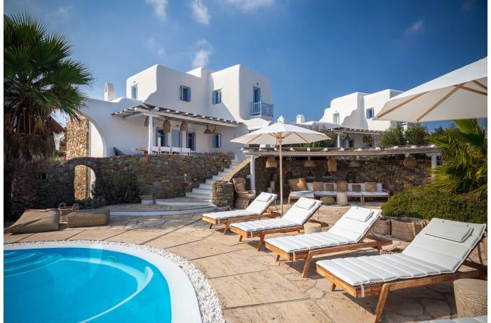 Apartment in Villa Artemis, Platis Gialos - 2