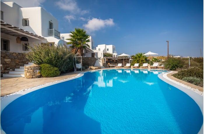 Apartment in Villa Artemis, Platis Gialos - 0