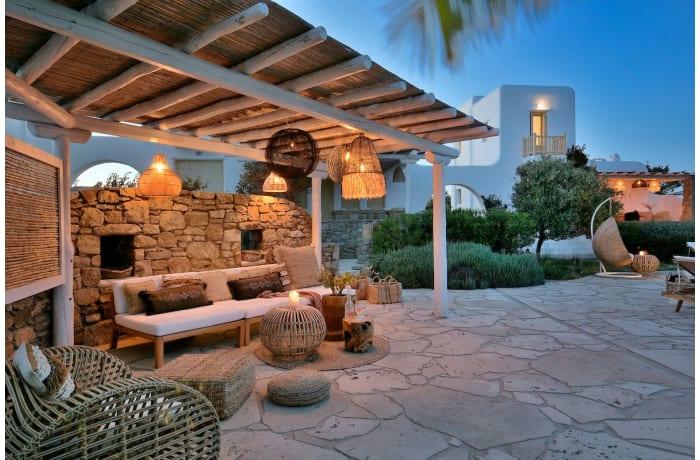 Apartment in Villa Danae, Platis Gialos - 12
