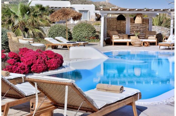 Apartment in Villa Danae, Platis Gialos - 2