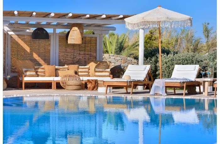 Apartment in Villa Danae, Platis Gialos - 27