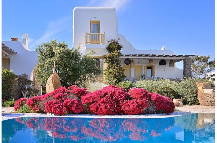 Apartment in Villa Danae, Platis Gialos - 3