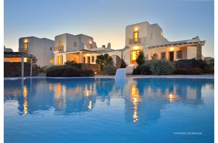 Apartment in Villa Danae, Platis Gialos - 0