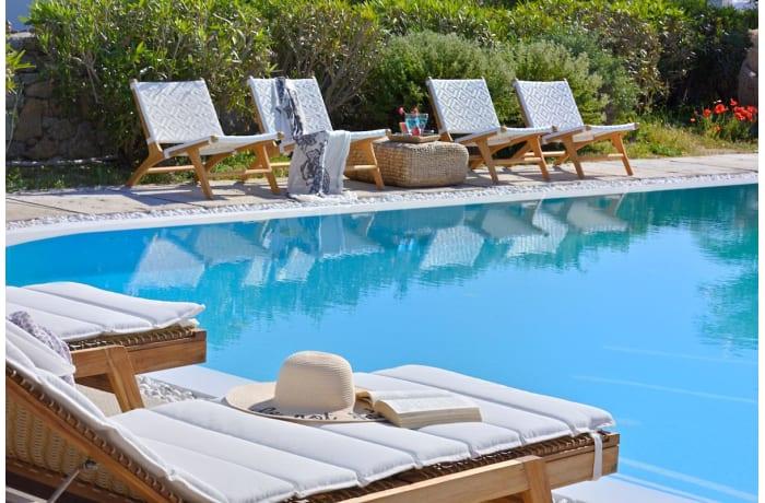 Apartment in Villa Danae, Platis Gialos - 4