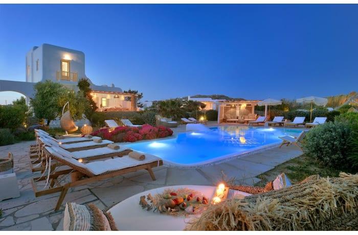 Apartment in Villa Danae, Platis Gialos - 11