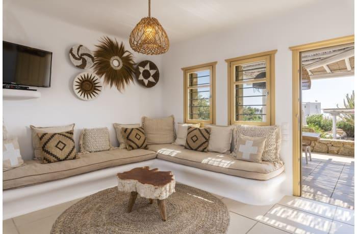 Apartment in Villa Danae, Platis Gialos - 6