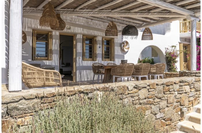 Apartment in Villa Danae, Platis Gialos - 26