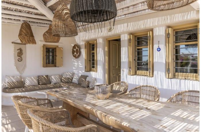 Apartment in Villa Danae, Platis Gialos - 5