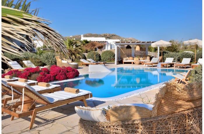 Apartment in Villa Danae, Platis Gialos - 1