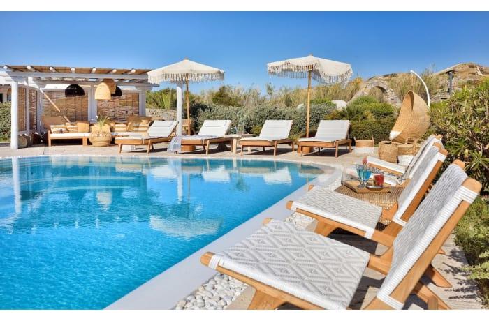 Apartment in Villa Erato, Platis Gialos - 0