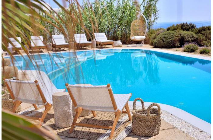 Apartment in Villa Ioli, Platis Gialos - 0