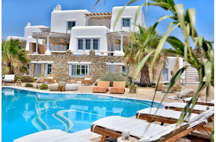 Apartment in Villa Ioli, Platis Gialos - 3