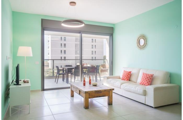 Apartment in Achziv Beach Living, Kiryat Gershon Tez - 1