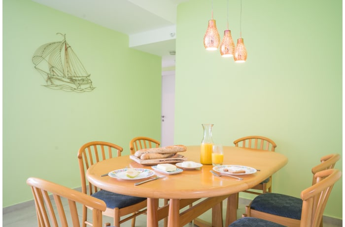 Apartment in Achziv Beach Living, Kiryat Gershon Tez - 6